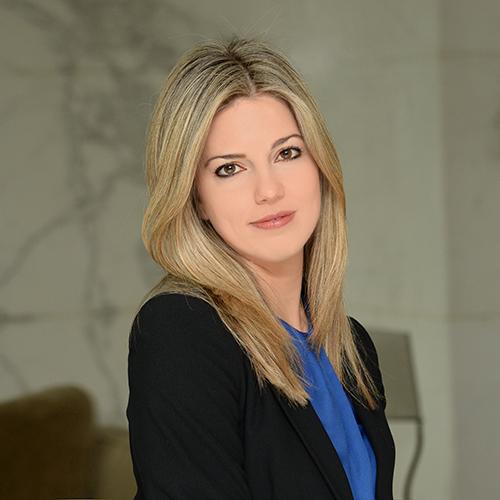 Tina Toribaba | Hilton Athens